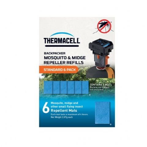 Thermacell Repeller Refills Pads - 6 Pack